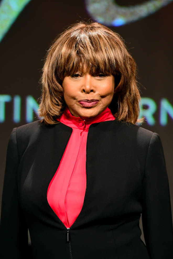 A giant inflatable sculpture of Tina Turner's head will be found at the vintage amusement park