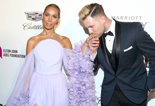 Leona Lewis marries her long-time partner Dennis Jauch
