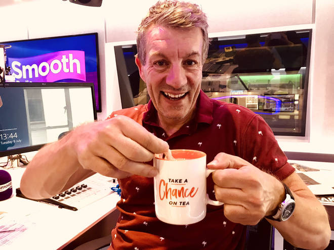 Smooth Radio's Paul Phear added 145,000 listeners to his afternoon show