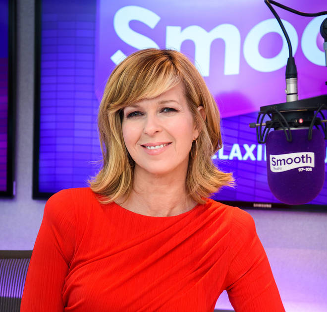 Smooth Radio's Kate Garraway welcomed in another 103,000 listeners