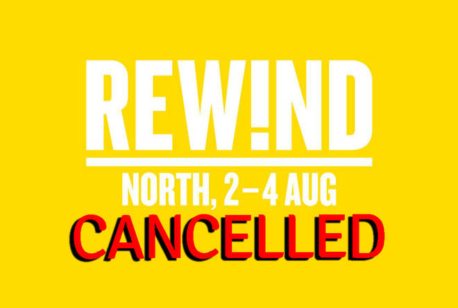 Rewind North festival cancelled due to 'extreme weather'