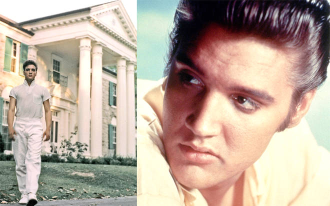 Elvis Presley's Graceland auction is open for bidding