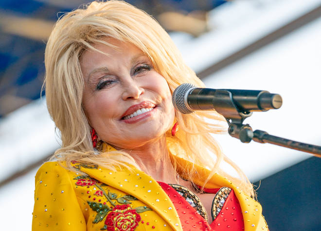 Dolly Parton is launching her own podcast