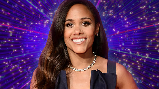 Strictly Come Dancing 2019: Alex Scott