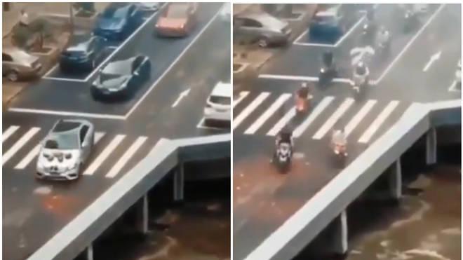 Car illusion