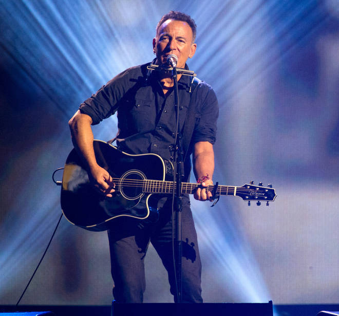 Bruce Springsteen releases 'I'll Stand By You'