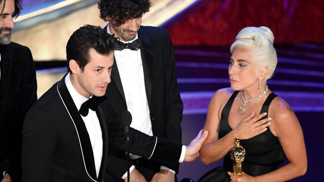 Mark Ronson and Lady Gaga won an Oscar for 'Shallow'
