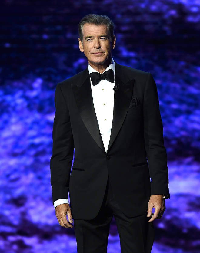 Pierce Brosnan will play Erik Erickssong