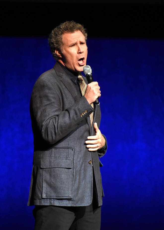 Will Ferrell will play Lars Erickssong