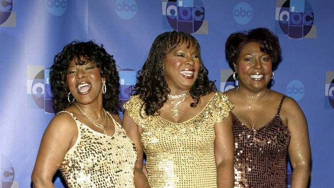 Martha and the Vandellas in 2004