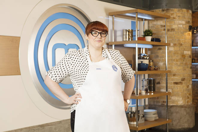 Jenny Ryan on Celebrity MasterChef 2019