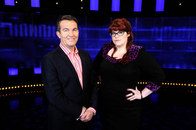 The Chase: Bradley Walsh and Jenny Ryan