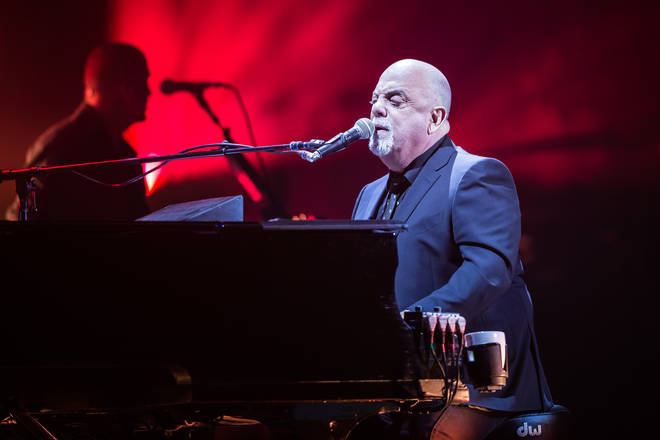 Billy Joel surprised fan Logan Riman