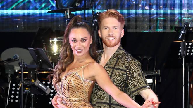 Strictly Come Dancing's Neil and Katya Jones announce split