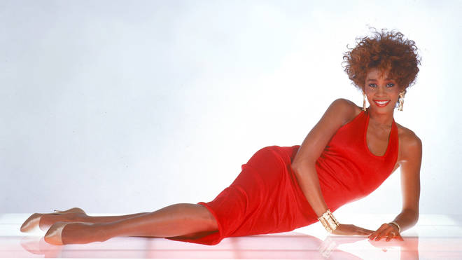 Whitney Houston scores UK number one single with 'Higher Love' remix