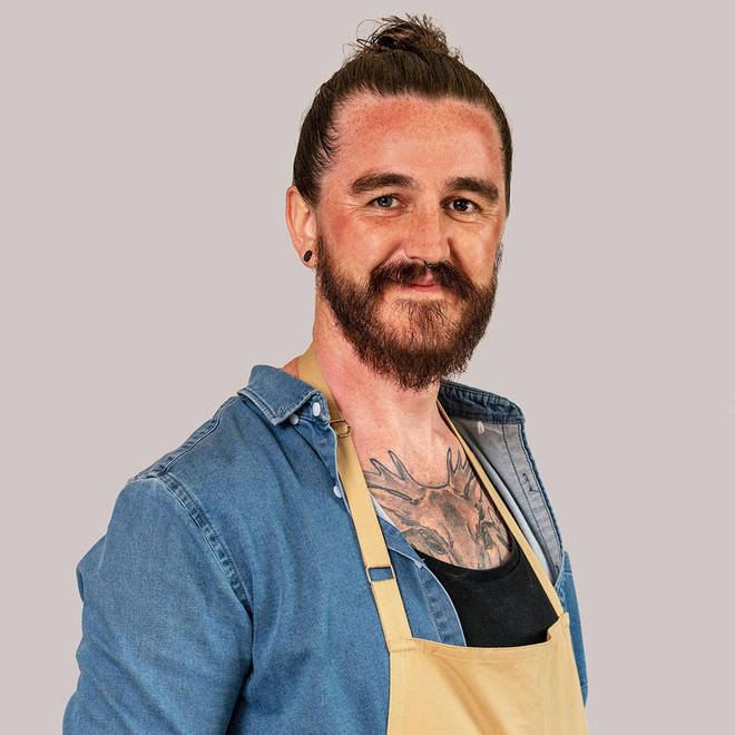 The Great British Bake Off 2019 contestant: Dan