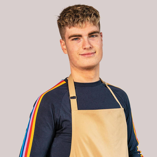 The Great British Bake Off 2019 contestant: Jamie