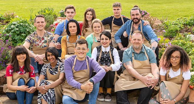 The Great British Bake Off 2019 contestants