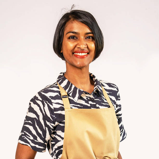 The Great British Bake Off 2019 contestant: Priya
