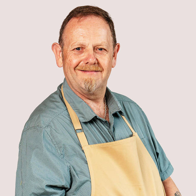 The Great British Bake Off 2019 contestant: Phil