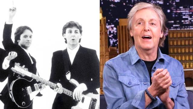 Paul McCartney - latest news, songs, photos and videos