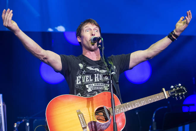 James Blunt releases brand new single 'Cold' from upcoming album Once Upon A Mind
