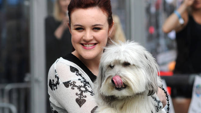 Ashleigh and Pudsey in 2014