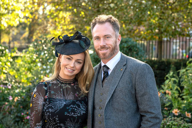 Strictly Come Dancing's Ola and James Jordan announce baby news
