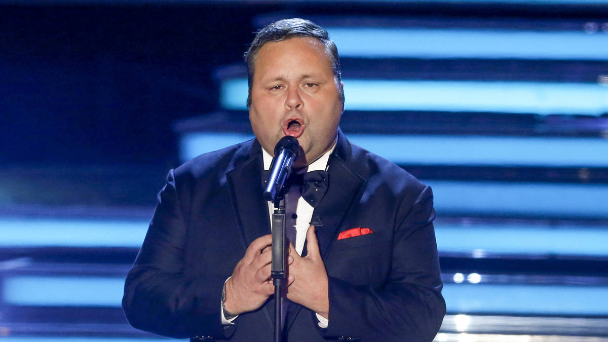 Paul Potts hits back after missing out on Britains Got