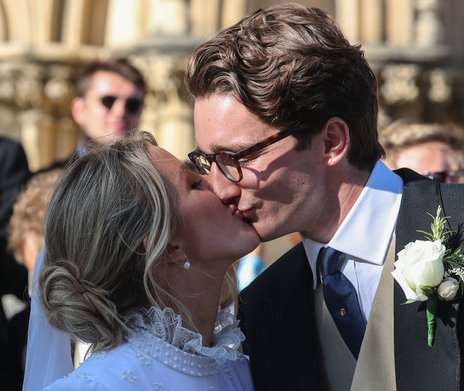 Ellie Goulding and husband Casper Jopling
