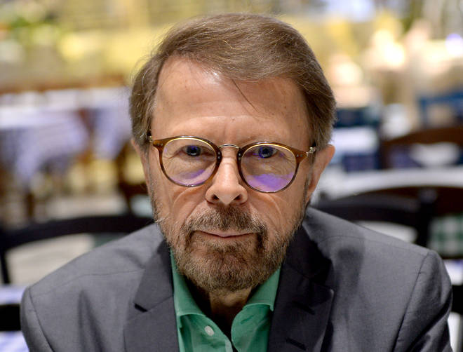 ABBA's Björn Ulvaeus