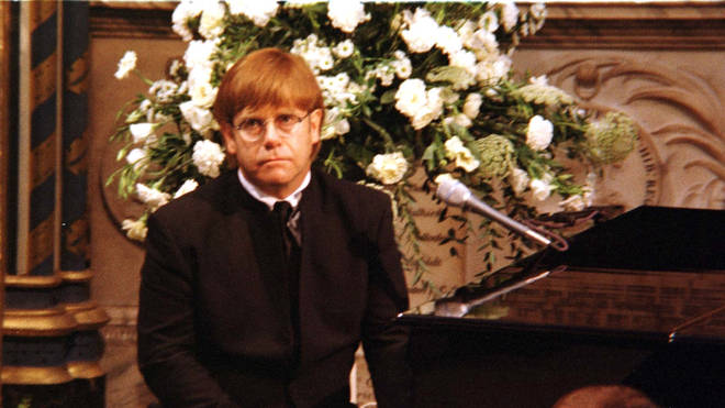 Elton John shares heartfelt post to the late Princess Diana