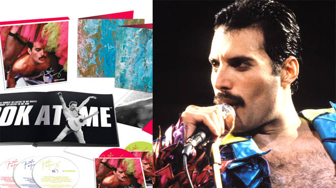 New Freddie Mercury box-set 'Never Boring' confirmed on late star's 73rd birthday