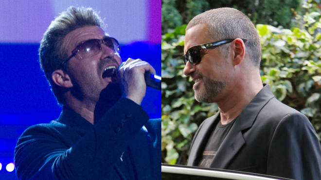 George Michael snuck in to watch Rob Lamberti perform in 1997
