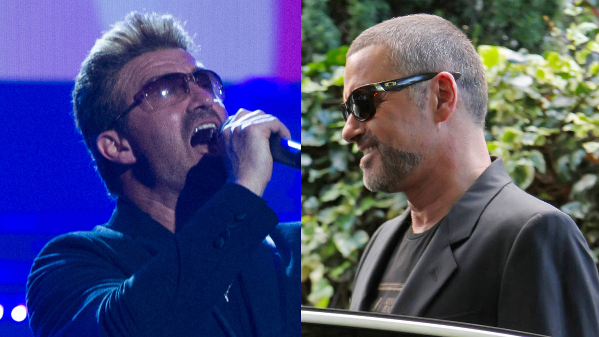 George Michael undercover: Night star snuck in to watch his own tribute act