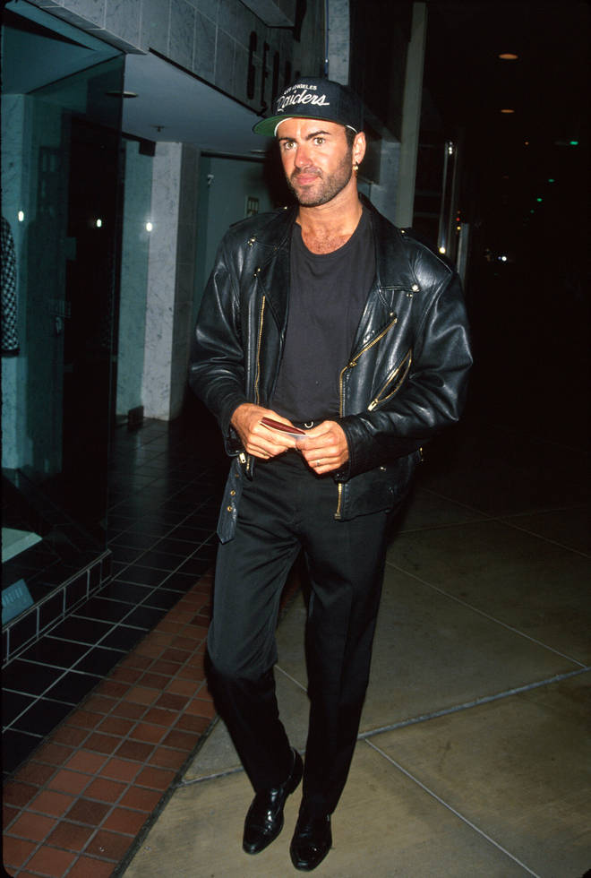 George Michael famously joked he was often mistaken for his impersonator, Ron Lamberti