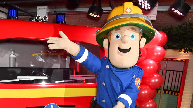 Fireman Sam banned by fire service for being 'outdated and not inclusive'