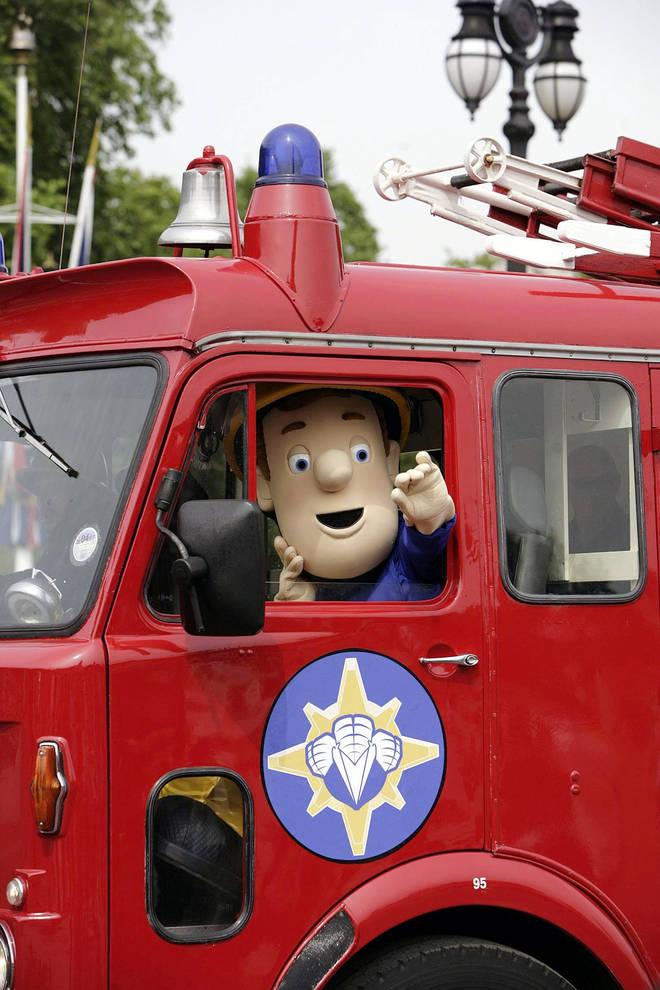 Should Fireman Sam be renamed Firefighter Sam?