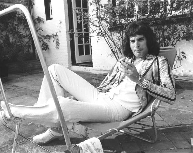 """""""He had some wonderful friends whose company he enjoyed...but...he had his serious side as well, [he] worked hard and donated large amounts of his hard earned money to various charities,"""" Peter says of Freddie Mercury."""
