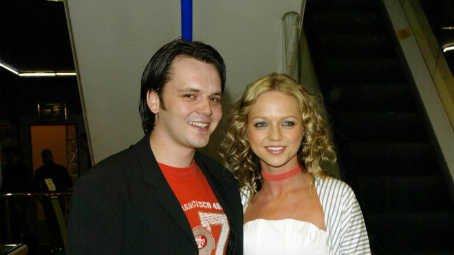 Hannah and Paul in 2004