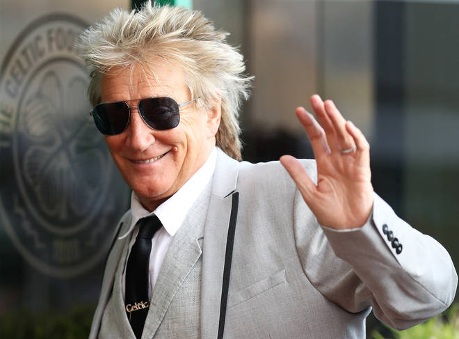 Sir Rod Stewart is in remission from prostate cancer