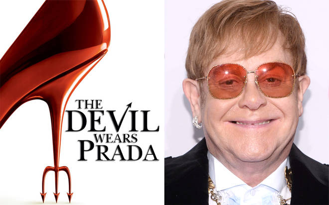 Sir Elton John will write the music for the musical version of The Devil Wears Prada