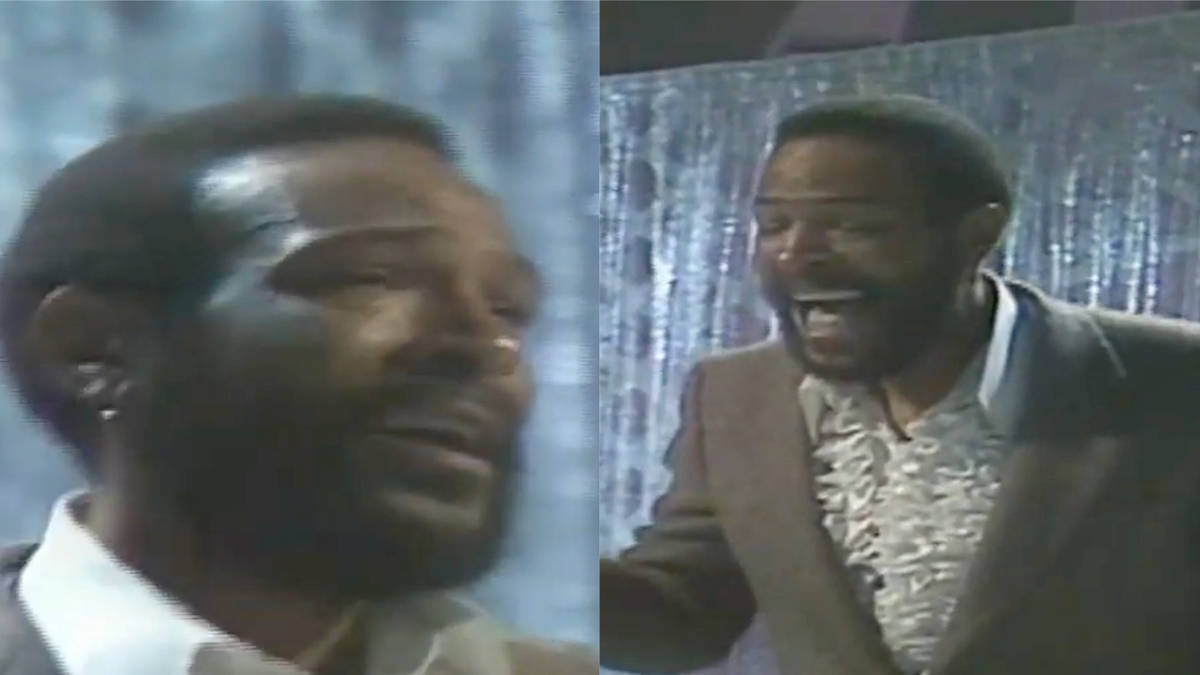 Marvin Gaye's isolated vocals from 'I Heard it Through the Grapevine' will give you tingles
