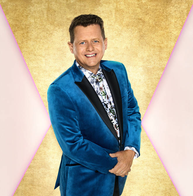 Strictly Come Dancing 2019 contestant: Mike Bushell