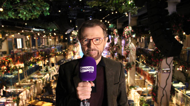 ABBA's Björn Ulvaeus speaking exclusively to Smooth Radio