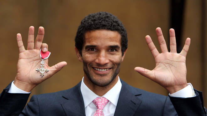 David James was made an MBE in 2012