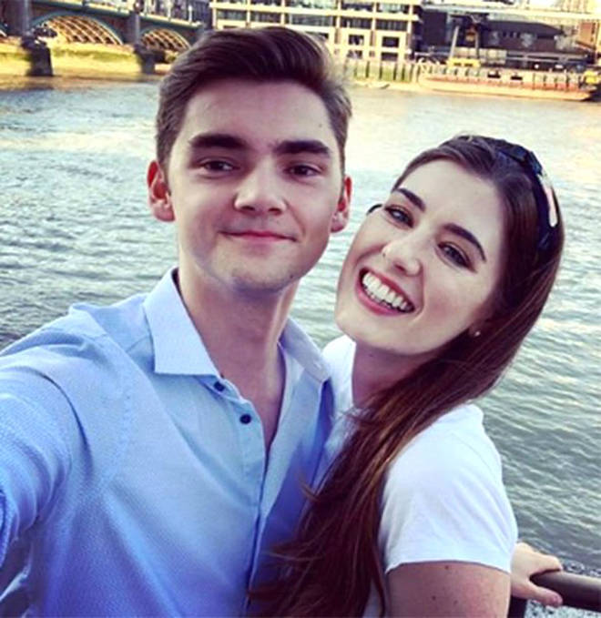 Great British Bake Off romance: Henry Bird and Alice Fevronia