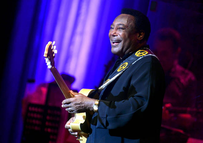 George Benson UK tour
