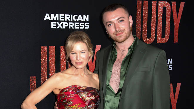 Renée Zellweger and Sam Smith teamed up for 'Get Happy'
