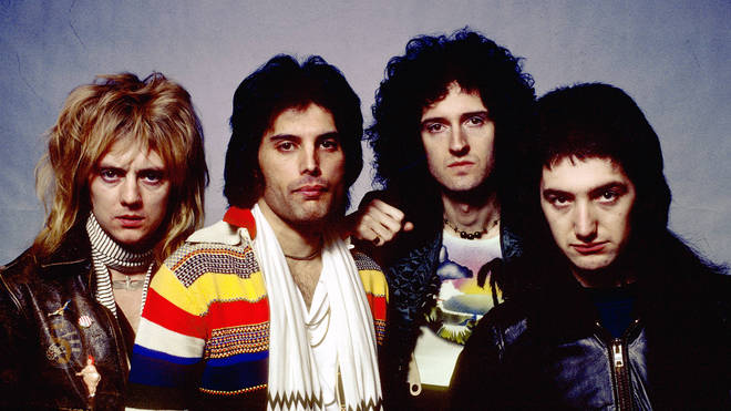 Queen and Freddie Mercury